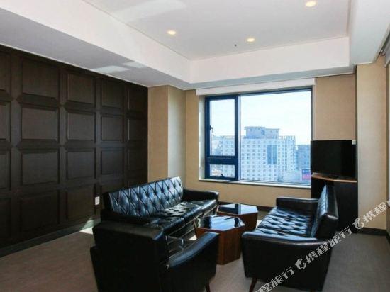 海雲台高麗良宵酒店(Benikea Hotel Haeundae)套房(海景)
