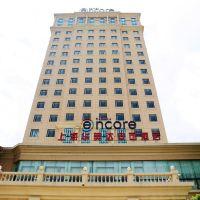 上海華美達安可酒店酒店預訂