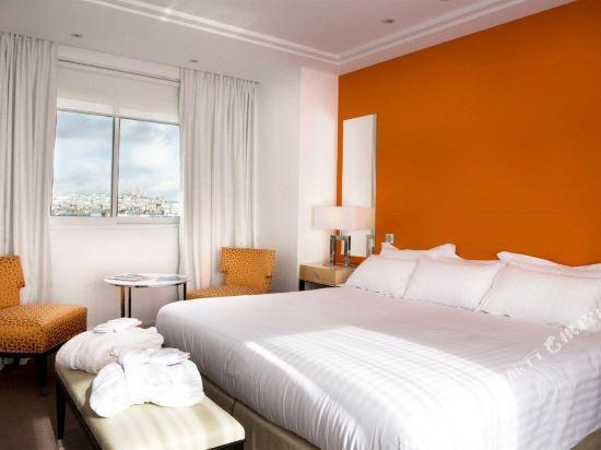 巴黎卡斯蒂尼奧那酒店(Hotel de Castiglione Paris)套房