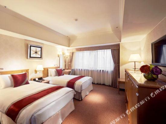 台北天成大飯店(COSMOS HOTEL TAIPEI)精致客房雙人房(二小床)