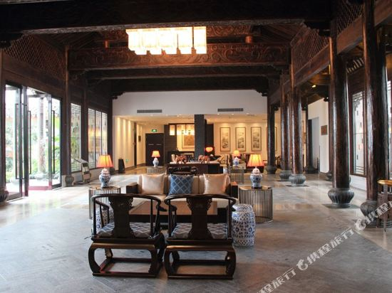 溧陽天目湖南山竹海客棧(御水温泉精品酒店)(Nanshan Zhuhai Inn)大堂吧