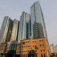 上海斯維登服務公寓(潮域湯臣中心)酒店預訂