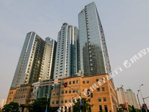 上海斯維登服務公寓(潮域湯臣中心)