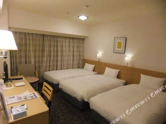 福岡運河城華盛頓酒店(Canal City Fukuoka Washington Hotel)房間