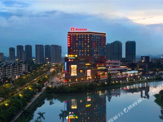 佛山南海華美達酒店(Nanhai Ramada Hotel)外觀