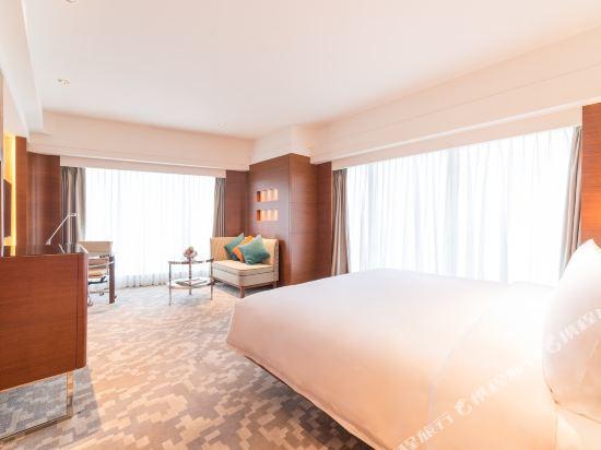 澳門皇冠假日酒店(Crowne Plaza Macau)皇冠豪華房