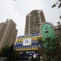 易佰連鎖旅店(上海長陽路地鐵站店)酒店預訂