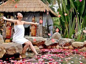 厦门日月谷温泉渡假村1晚+24小时天然温泉私密泡池