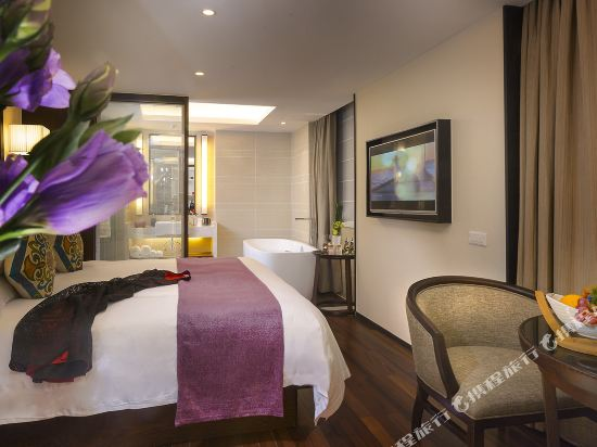 上海同文君亭酒店(Narada Boutique Hotel Shanghai North Bund)四季都市房