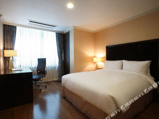 南大門華美達套房酒店(Ramada Hotel & Suites Seoul Namdaemun)Junior Suite (Display)