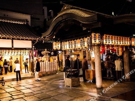 大阪日航酒店(Hotel Nikko Osaka)周邊圖片