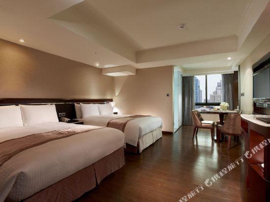 香城大飯店(台中店)(TAICHUNG CHARMING CITY HOTEL)精典四人房