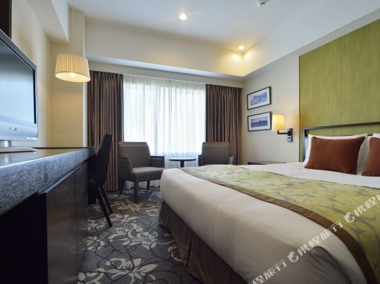 東京池袋大都會飯店(Hotel Metropolitan Tokyo Ikebukuro)高檔大床房
