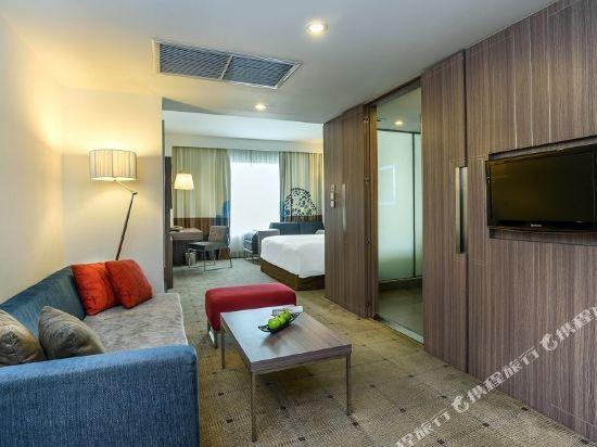 諾富特暹羅廣場酒店(Novotel Bangkok on Siam Square)尊貴樓層行政房