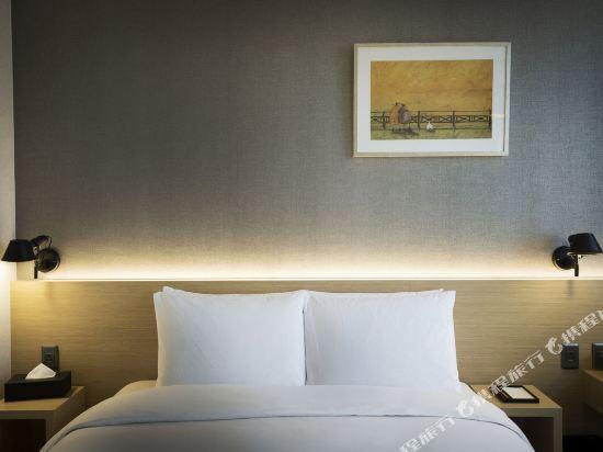 首爾東大門貝斯特韋斯特阿里郎希爾酒店(Best Western Arirang Hill Dongdaemun)高級大床房