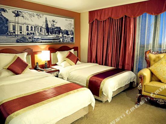 澳門東望洋酒店(Hotel Guia)豪華雙人房