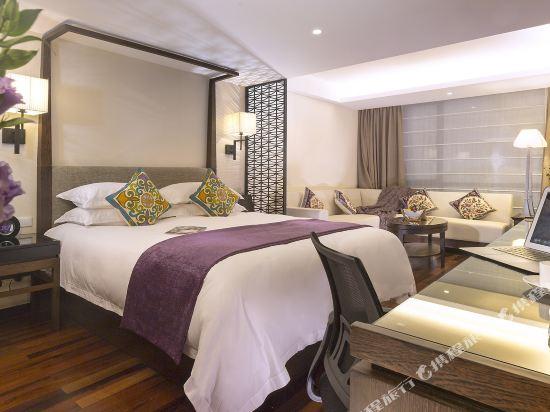 上海同文君亭酒店(Narada Boutique Hotel Shanghai North Bund)君亭概念房