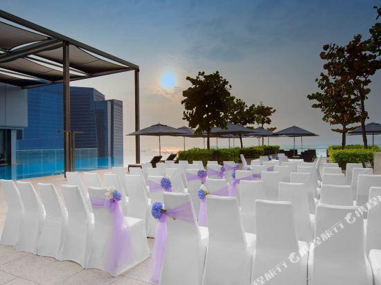 新加坡威斯汀酒店(The Westin Singapore)婚宴服務