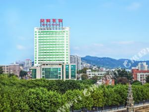 龍巖閩西賓館