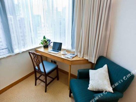 香港君怡酒店(The Kimberley Hotel)三人房