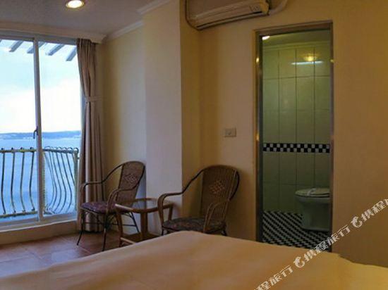 墾丁南灣度假飯店(Kenting Nanwan Resorts)海景雙人房