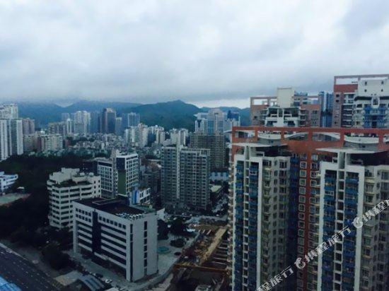 深圳景田酒店眺望遠景