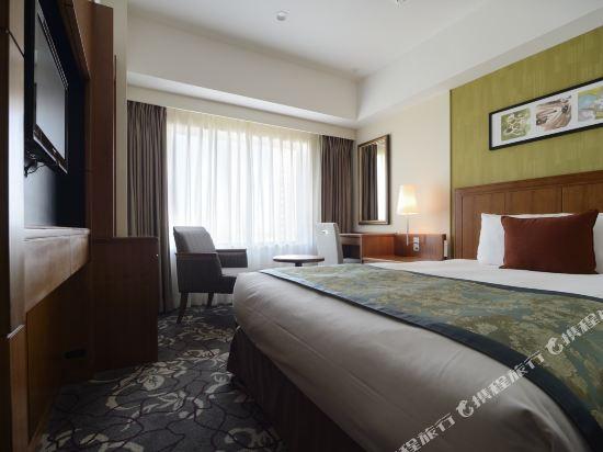 東京池袋大都會飯店(Hotel Metropolitan Tokyo Ikebukuro)高級單人房