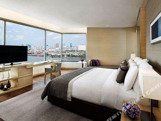 曼谷河畔安凡尼臻選酒店(Avani+ Riverside Bangkok Hotel)阿瓦尼河景兩卧套房