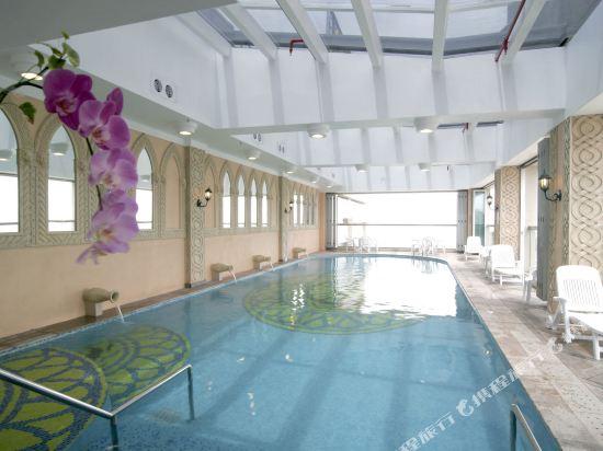澳門利澳酒店(Rio Hotel)室內游泳池
