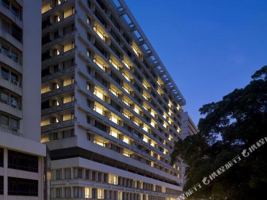 馬哥孛羅香港酒店(Marco Polo Hongkong Hotel)外觀