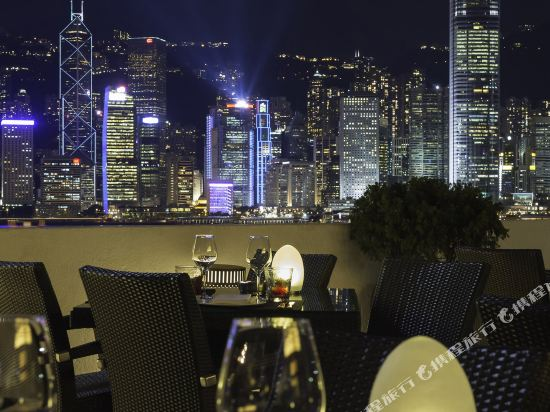 馬哥孛羅香港酒店(Marco Polo Hongkong Hotel)餐廳