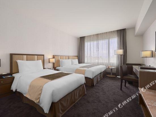 台北花園大酒店(Taipei Garden Hotel)親子三人房