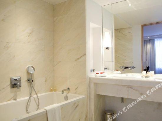 巴黎卡斯蒂尼奧那酒店(Hotel de Castiglione Paris)至尊房