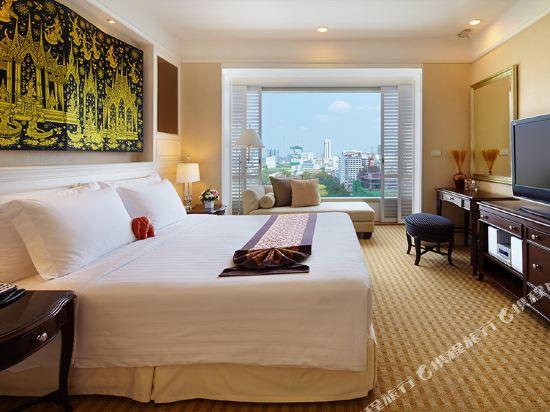 曼谷拉查丹利中心酒店(Grande Centre Point Ratchadamri Bangkok)三室行政套房