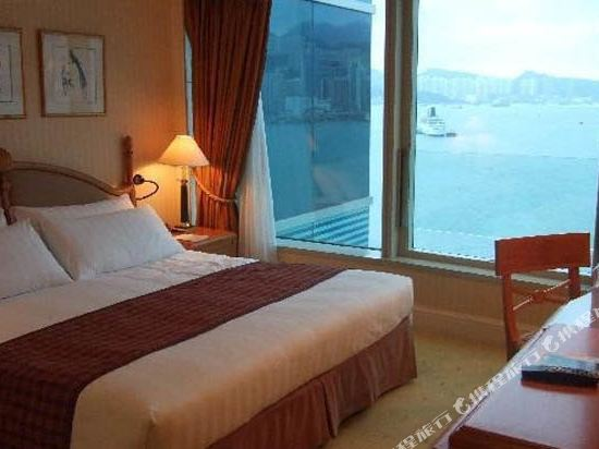 香港九龍海逸君綽酒店(Harbour Grand Kowloon)海景房