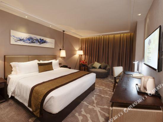 珠海鳳凰谷假日酒店(Phoenix Valley Holiday hotel)A、C座豪華大床房