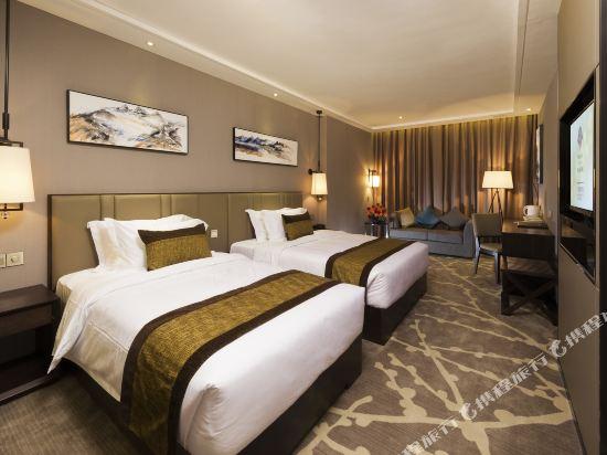 珠海鳳凰谷假日酒店(Phoenix Valley Holiday hotel)A座豪華家庭房