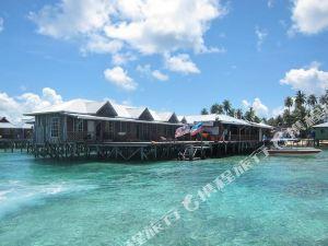 仙本那海馬斯帕丹斯庫巴公寓(Seahorse Sipadan Scuba Lodge Semporna)