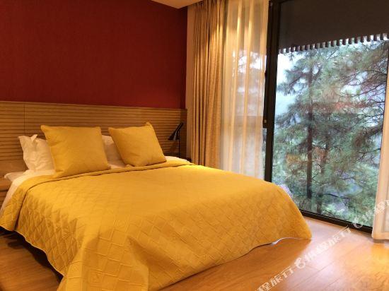 溧陽美岕山野温泉度假村(Meijie Mountain Hotspring Resort)三居室別墅