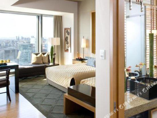 東京文華東方酒店(Mandarin Oriental Tokyo)超豪華房
