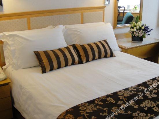 香港君怡酒店(The Kimberley Hotel)高級客房