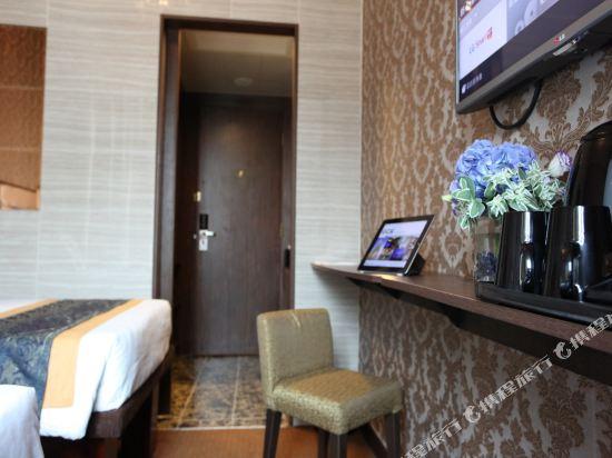 香港華麗都會酒店(Grand City Hotel)豪華山景客房