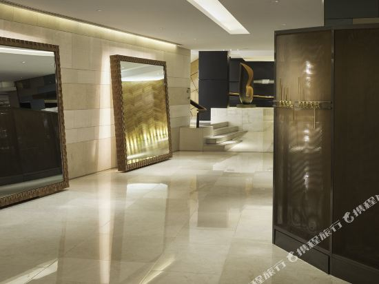 馬哥孛羅香港酒店(Marco Polo Hongkong Hotel)公共區域