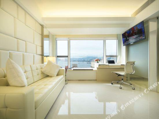 香港富薈上環酒店(iclub Sheung Wan Hotel)兩房套間