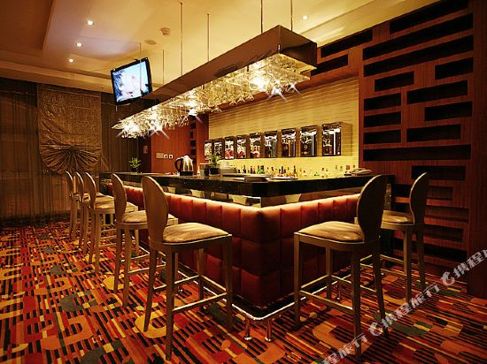 北京麗景灣國際酒店(Lijingwan International Hotel)酒吧