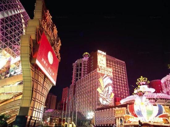 澳門新葡京酒店(Grand Lisboa Macau)外觀