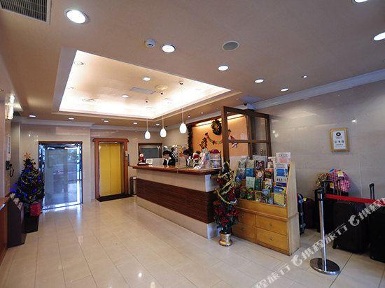 樂逸商旅(高雄六合夜市南華館店)(La Hotel)公共區域