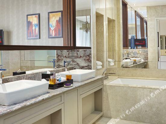 新加坡聖淘沙名勝世界逸濠酒店(Resorts World Sentosa - Equarius Hotel)豪華園景房