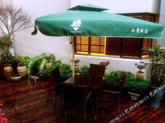 上海南鷹飯店內景_公共區域