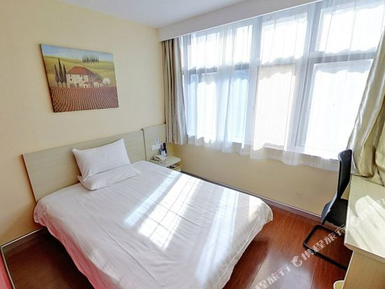 上海陸家嘴聯洋和頤酒店標準大床房